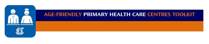 WHO Age-friendly Primary Health Care Centres toolkit bannerJPG