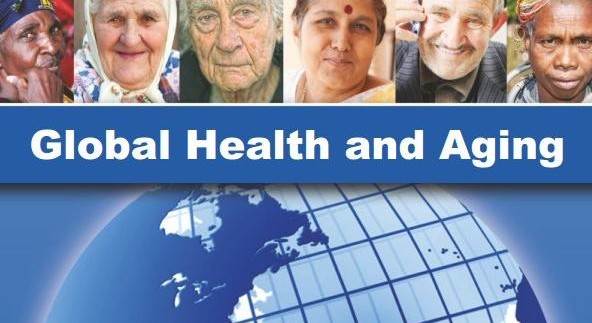 WHO Global Health and Ageing banner