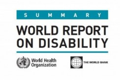 WHO World Report on Disability thumbnail