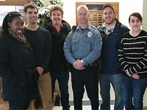 PoliceStationTourWithOfficer