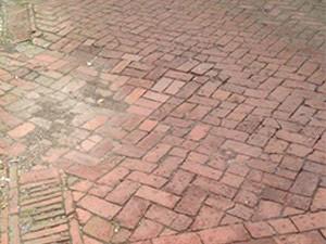 WCsidewalk-before