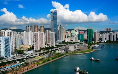 Tsuen Wan District Hong Kong