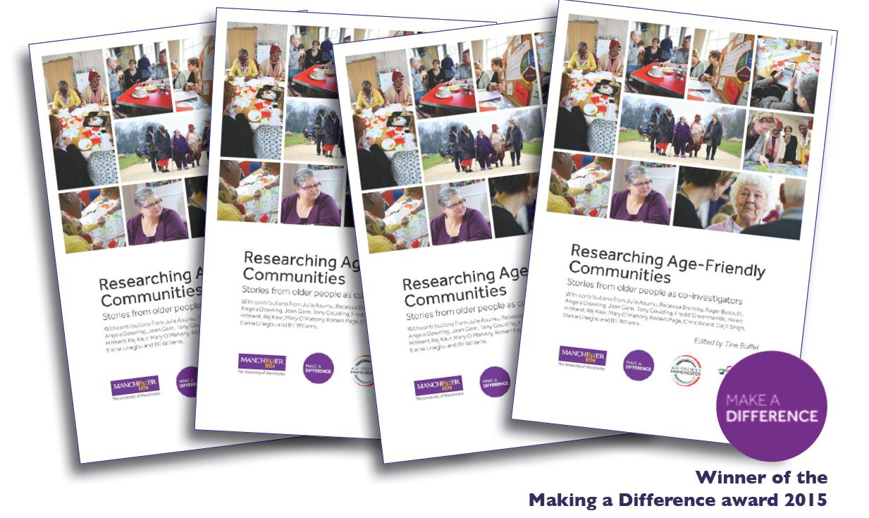 researching age friendly cities new guide and film to working researching age friendly cities new guide and film to working older people as co researchers