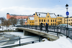 City of Uppsala
