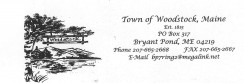 Town of Woodstock