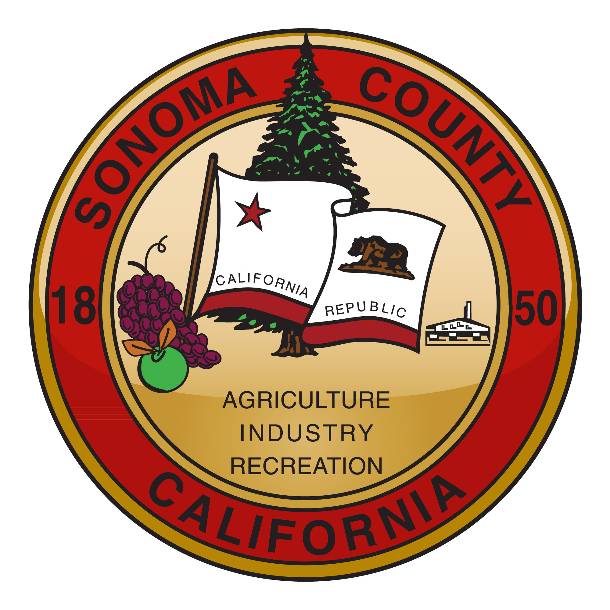 Image result for county of sonoma