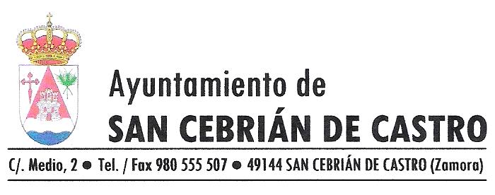 San Cebrián De Castro