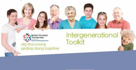 Age-frienldy Belfast Intergenerational Toolkit and Guide