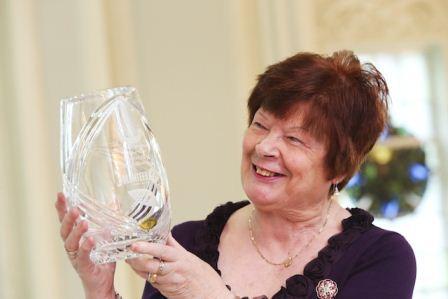 Age-friendly Belfast Older Volunteer Awards