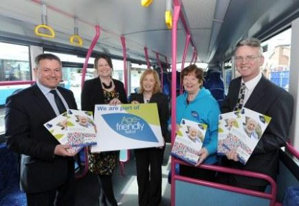 Age–friendly Belfast Charter