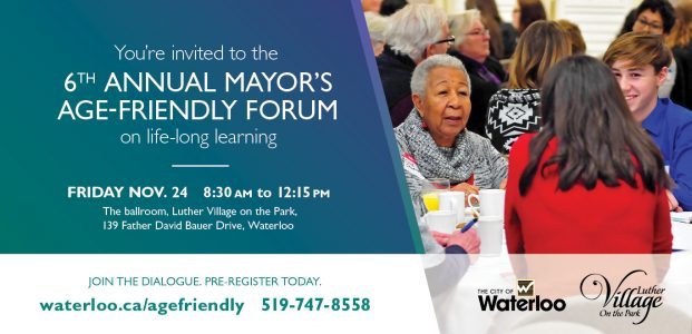 Annual age-friendly forum