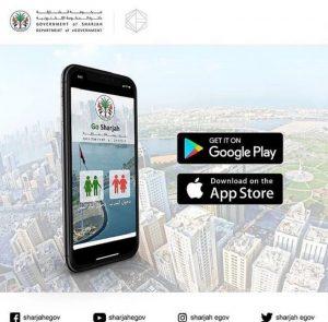Go Sharjah app - Age-Friendly World