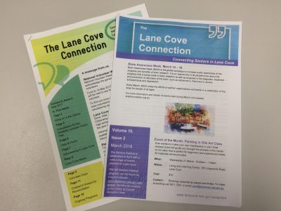 The 'Lane Cove Connection'