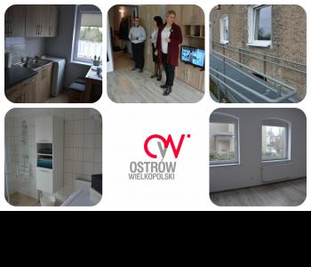 Municipal housing policy for seniors in Ostrów Wielkopolski