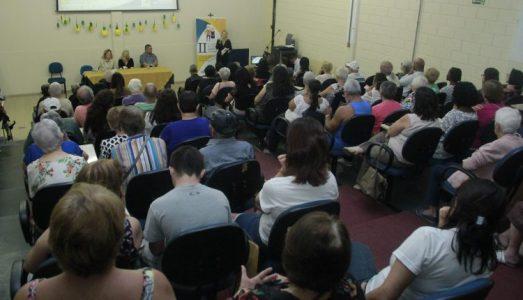 II – Municipal Conference of the Elderly of Jaguariúna