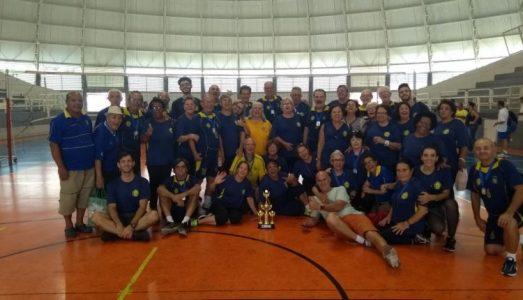 11ª  CIETI – Copa Integração Esportiva da Terceira Idade