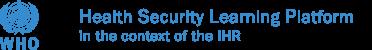 Health Security Learning Platform
