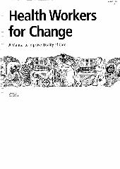 Health workers for change : a manual to improve quality of